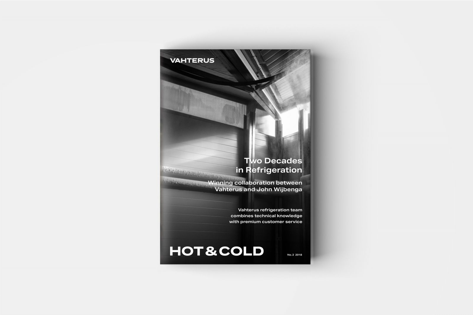 Vahterus Hot & Cold 2/2018
