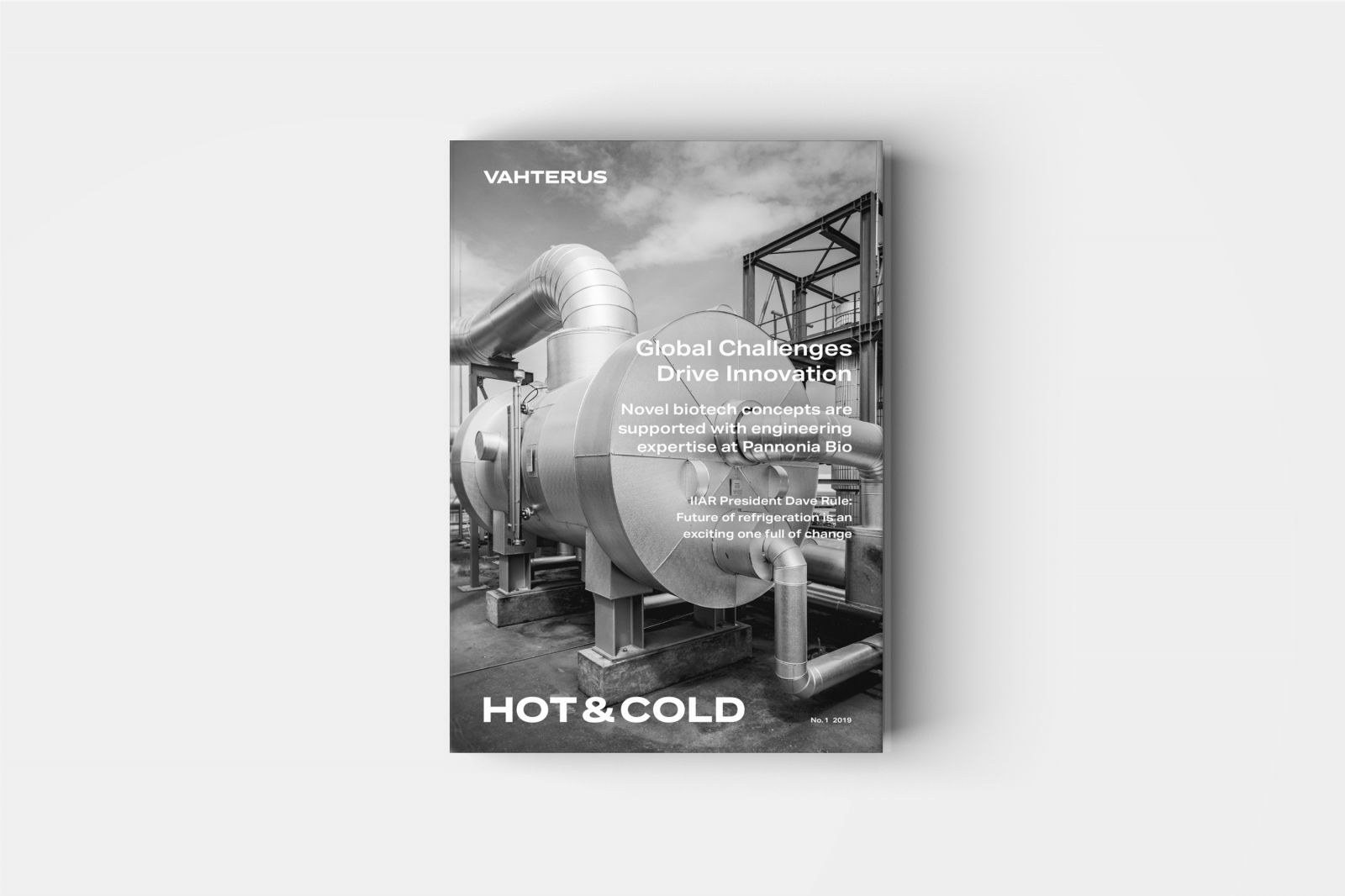Vahterus Hot & Cold 1/2019
